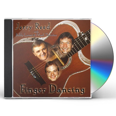 Jerry Reed FINGER DANCING CD