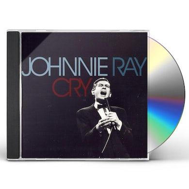 Johnnie Ray CRY CD