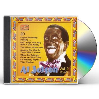 Al Jolson VOL. 2 CD