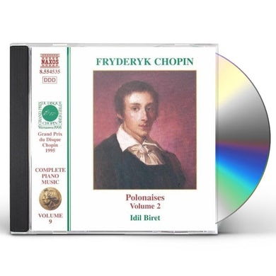 Chopin POLONAISES 2 CD