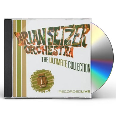Brian Setzer ULTIMATE COLLECTION CD