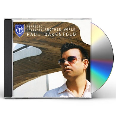 Paul Oakenfold ANOTHER WORLD CD