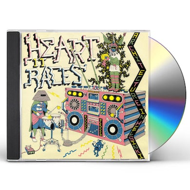 Architecture In Helsinki HEART IT RACES CD