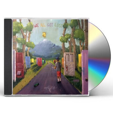 Spose WE ALL GOT LOST CD