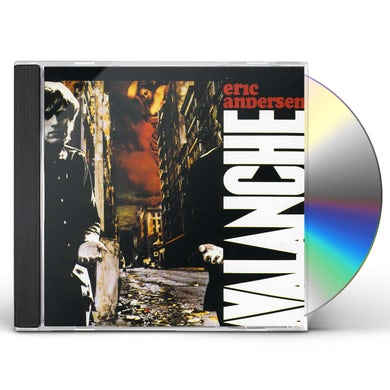 Eric Andersen AVALANCHE CD