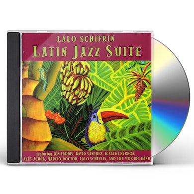 Lalo Schifrin LATIN JAZZ SUITE CD