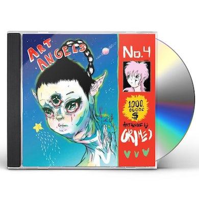 Grimes ART ANGELS CD