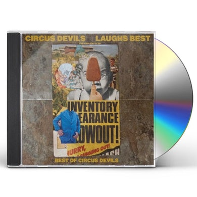 Circus Devils LAUGHS BEST CD