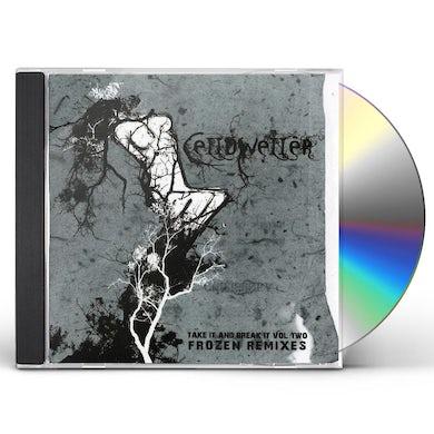Celldweller TAKE IT & BREAK IT 2: FROZEN REMIXES CD