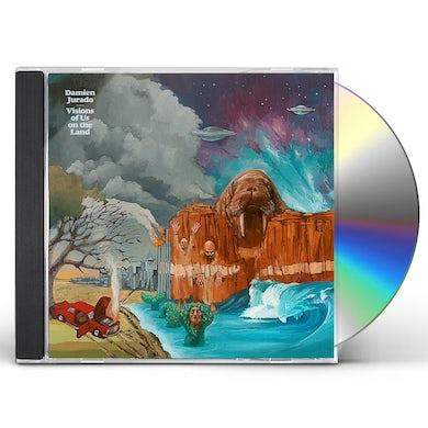Damien Jurado VISIONS OF US ON THE LAND CD