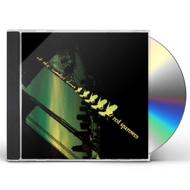 Red Sparowes AT THE SOUNDLESS DAWN CD
