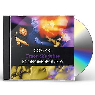 Costaki Economopoulos C'MON IT'S JOKES CD