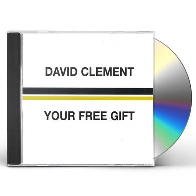 David Clement YOUR FREE GIFT CD