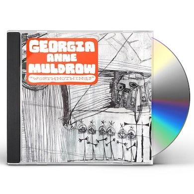 Georgia Anne Muldrow WORTHNOTHINGS CD