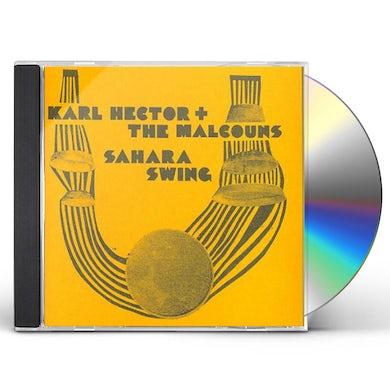 Karl Hector & the Malcouns SAHARA SWING CD