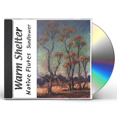 Sunflower WARM SHELTER CD