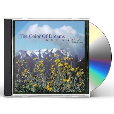 Bob Dahl COLOR OF DREAMS CD