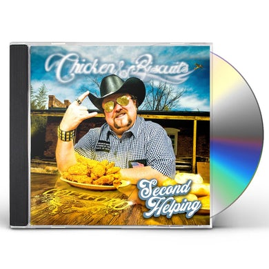 Colt Ford CHICKEN & BISCUITS: SECOND HELPING CD