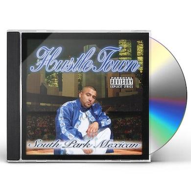 SPM HUSTLE TOWN CD