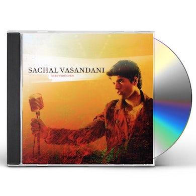 Sachal Vasandani EYES WIDE OPEN CD