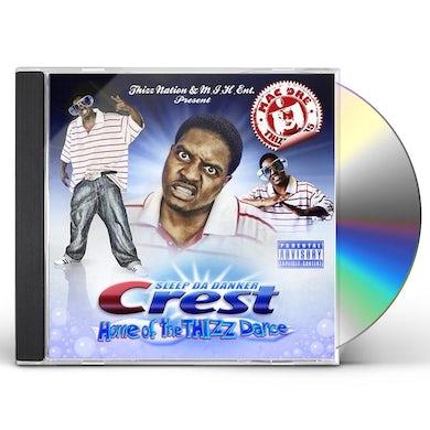 Sleepdank HOME OF THE THIZZ DANCE CD