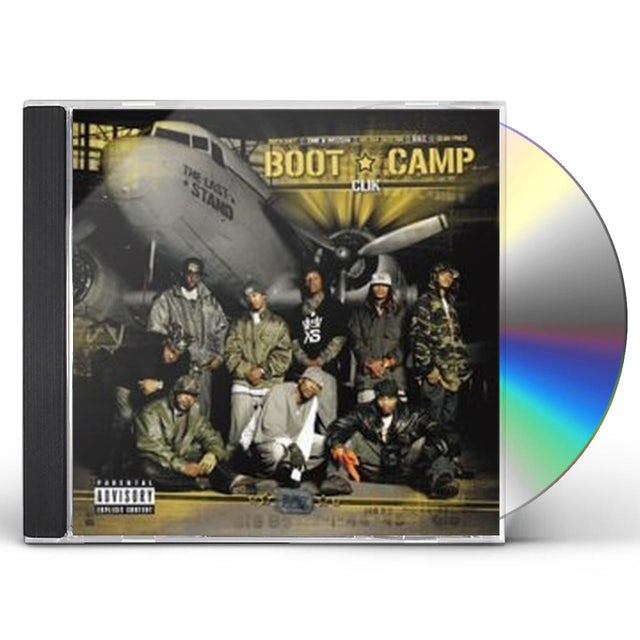 Boot Camp Clik LAST STAND CD