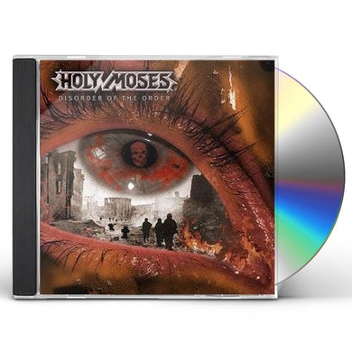 Holy Moses DISORDER OF THE ORDER CD