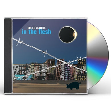 Roger Waters IN THE FLESH LIVE CD