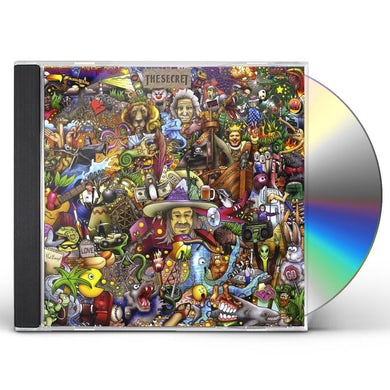 Secret FOOL & HIS AMAZING WASTED LIFE CD