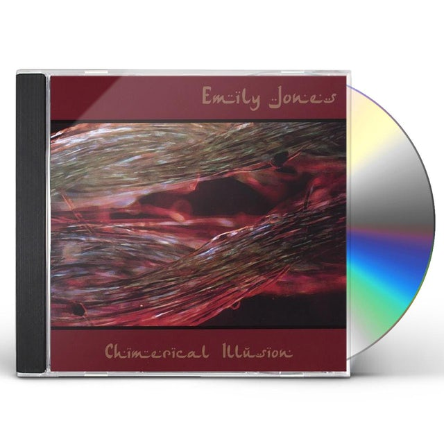 Emily Jones CHIMERICAL ILLUSION CD