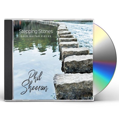 STEPPING STONES (22 GUITAR PIECES) CD