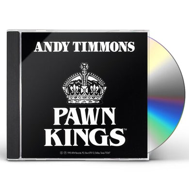 Andy Timmons AND THE PAWN KINGS CD