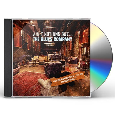 AIN'T NOTHIN' BUT-THE BLUES COMPANY CD