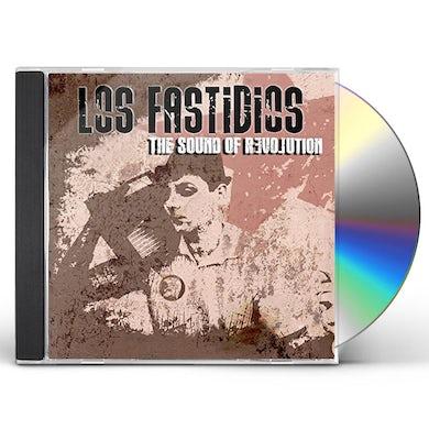 Los Fastidios SOUND OF REVOLUTION CD