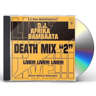 Afrika Bambaataa DEATH MIX 2 CD