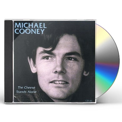 Michael Cooney CHEESE STANDS ALONE CD