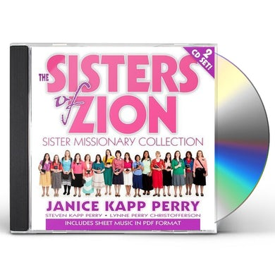 Janice Kapp Perry SISTERS OF ZION CD