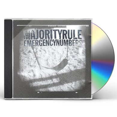 Majority Rule EMERGENCY NUMBERS CD