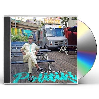 Mamadou Kelly POLITIKI CD