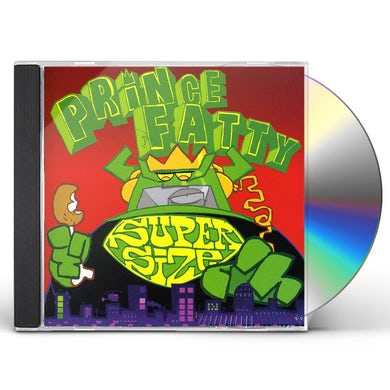 Prince Fatty SUPERSIZE CD