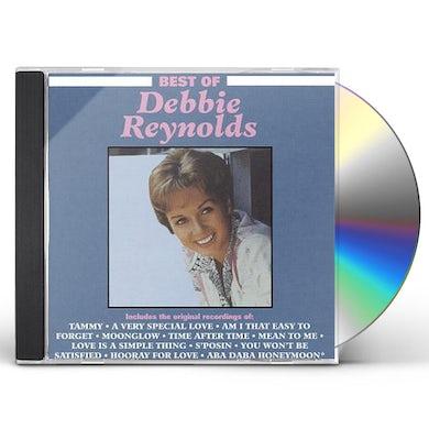 Debbie Reynolds BEST OF CD