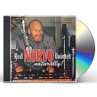 Red Norvo NATURALLY CD