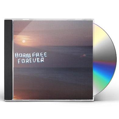 Bobby Birdman BORN FREE FOREVER CD