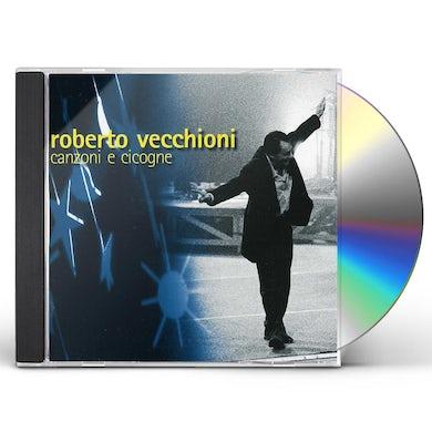 Roberto Vecchioni CANZONI & CICOGNE CD
