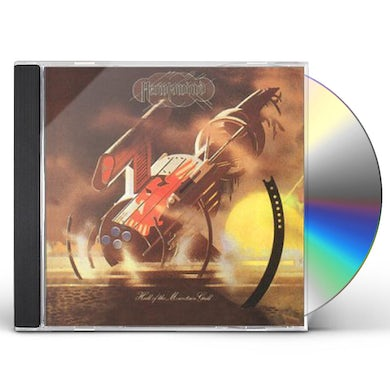 Hawkwind HALL OF THE MOUNTAIN GRILL CD