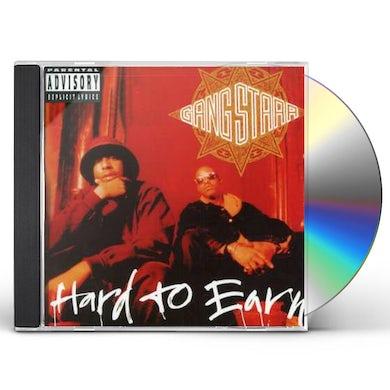 Gang Starr HARD TO EARN CD