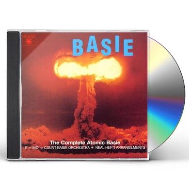 Count Basie COMPLETE ATOMIC BASIE CD