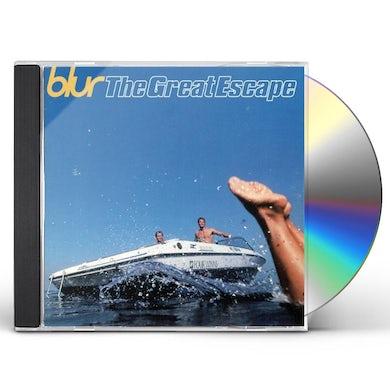 Blur GREAT ESCAPE CD