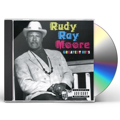 Rudy Ray Moore GREATEST HITS CD