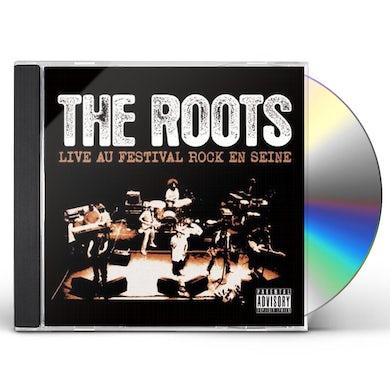 The Roots LIVE AU FESTIVAL ROCK EN SEINE CD